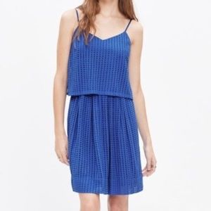 Madewell Skylight Eyelet Cami Overlay Dress